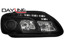 Fari DAYLINE VW Touran 1T 03-06  black