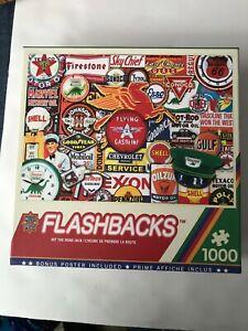 Flashbacks Hit The Road Jack 1000 Piece Puzzle