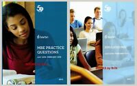 2019 Barbri Bar Exam MBE SET of 2 Books - MBE Practice Questions + Simulated MBE