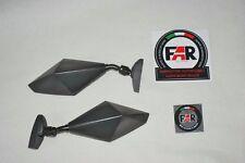 Yamaha R6 R1 YZF Metric Fairing mirrors 7350/51 - pair