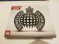 Ministry Of Sound - Anthems Indie (3 X CD ' Various Artists)