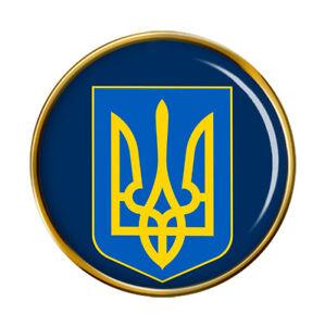 Ukraine Pin Badge