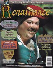Renaissance magazine Islamic Spain Speaking Middle English Tudors Makeover