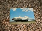 Syrian Arab Caravelle parked at the airport airline issued postcard