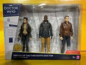 Doctor Who - Friends of the Thirteenth Doctor Collector Figure Set