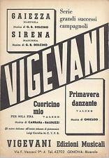 GAIEZZA - SIRENA - PRIMAVERA DANZANTE # SPARTITO - Clarinetto in SIb
