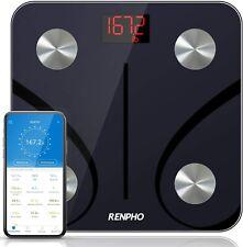Bathroom Scales Weight Scale Smart Body Fat Bone BMI Digital Fitness 396lb