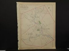 Conneticut, New Haven County Map, Ward 15, Yalesville Dbl Side Dbl Pg 1893 R4#88