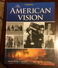 United States History Highschool Textbook Glencoe: The American Vision