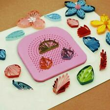 Quilling Guide Grid Paper Tool Diy Quiller Craft Roll Board Tools Pins Set Craft