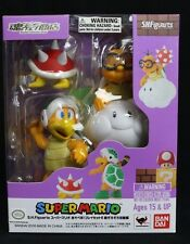 Super Mario Brothers S.H.Figuarts Hammer Bros & Spiny - Bandai - New - US Seller