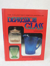 Gene Florence THE COLLECTOR'S ENCYCLOPEDIA OF DEPRESSION GLASS  Collectors Books