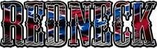 confederate redneck decal sticker