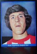 FOOTBALL PLAYER PICTURE ALAN WOODWARD SHEFFIELD UNITED SHOOT
