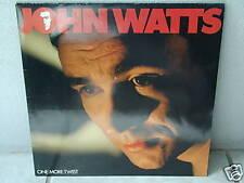 "*****JOHN WATTS""ONE MORE TWIST""-12""Inch LP*****"