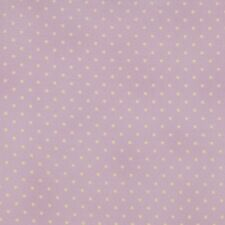 Pandolph Lavender Baby Purple Cream Dot Blender Quilt Sewing Rose Fabric 8A