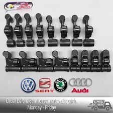audi vw skoda seat 2.0 Tdi Pd 16 Valve Camshaft Rockers Arms Lifters Tappets