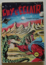 Guy L'Eclair N° 2 éd Opéra Mundi 1963
