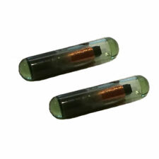 2x Funkschüssel Transponder Wegfahrsperre Chip ID13  für Honda Fiat Audi Skoda