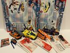 Transformers Armada Lot, Smokescreen, Hot Shot, Sideways, Laserbeak COMPLETE
