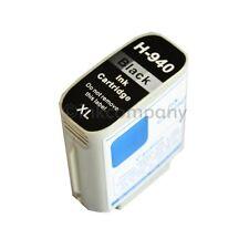 1 HP 940XL Negro inkcompany PARA OFFICEJET PRO 8000 sin hilos 8500a Plus Premier