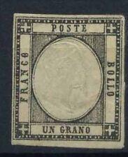 Napoli 1861 Sass. 19 Nuovo * 100% firmato Merone