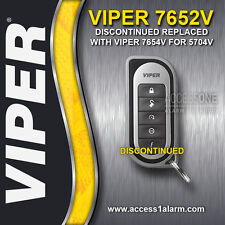 Viper 7652V 1-Way 5-Button Replacement Remote Control Transmitter 7654V 5704V