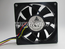 DELTA AFB0812SHB Ultrathin Large air volume Cooling fan 12V0.40A 80*80*15mm 4pin