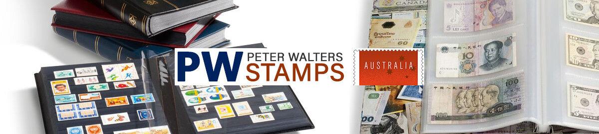 PW Philatelics & Numismatics