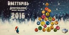 Brettspiel Adventskalender 2016 (Advent Calendar)
