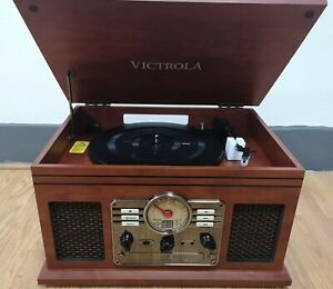 VICTROLA Classic 6-in-1 Record Player with Bluetooth, CD & Cassette SPARES#
