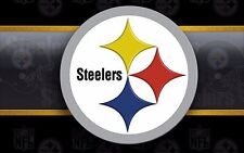 Pittsburgh Steelers 24 X 36 Poster