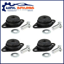 4 x SIP 02357A AIR COMPRESSOR ANTI VIBRATION MOUNTS - FOR MACHINES UP TO 250kg