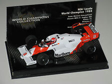 Mclaren MP4/2  Marlboro - World Champions 1984 - N. Lauda - F1 1/43 minichamps