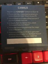 CSGO Series 3 Collectible Canals Pin With Code | Counter Strike