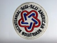 Vintage American Revolution Bicentennial 1776-1976 Patch See pics, make offer!