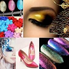 12Pcs/set Natural Mica Pigment Powder For Resin Soap Cosmetic Nail Colorant Dye