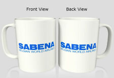 Sabena Airlines Coffee Mug