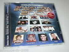 Compte à rebours grand prix 2001 CD avec wolf maahn-Michelle-roses fier-illégalement 2001