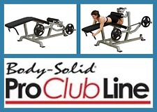 BODY SOLID USA Leverage Olympic  Leg Curl  Machine