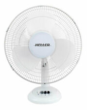 Heller 30cm Desk Fan - HHDF30S