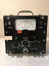 Voltmeter, Electronic