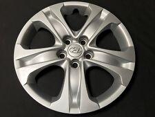 "Hyundai Tucson 17"" OEM Wheel Cover Hub Cap 52960-2S100 Silver 2010-2015"