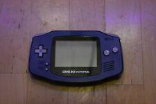 Nintendo Game Boy Advance Violett Handheld-Spielkonsole