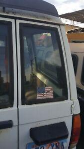 89 Isuzu Trooper Rear Back RH Door Right Pass small door SEE PICS