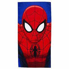 Children's Spider-Man for Boys Girls Bath Towels & Flannels