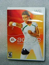 ADULT Owned Wii Active Personal Trainer NTSC U/C Game and Manual ONLY See Photos