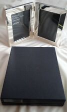 John Lewis SIlver Plated Folding Photo Frame