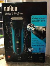 Braun Series 3 3040 Men's Electric Foil Shaver Wet/Dry Rasage trimmer BRAND NEW