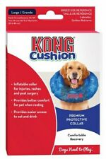 "KONG Cushion Recovery Collar SIZE LARGE 19-24"" LABRADOR-GOLDEN RETRIVER NEW"